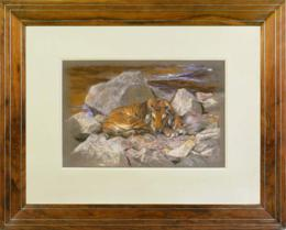Animal paintings for sale