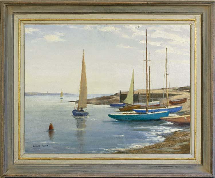 LESLIE-KENT-boats-by-land