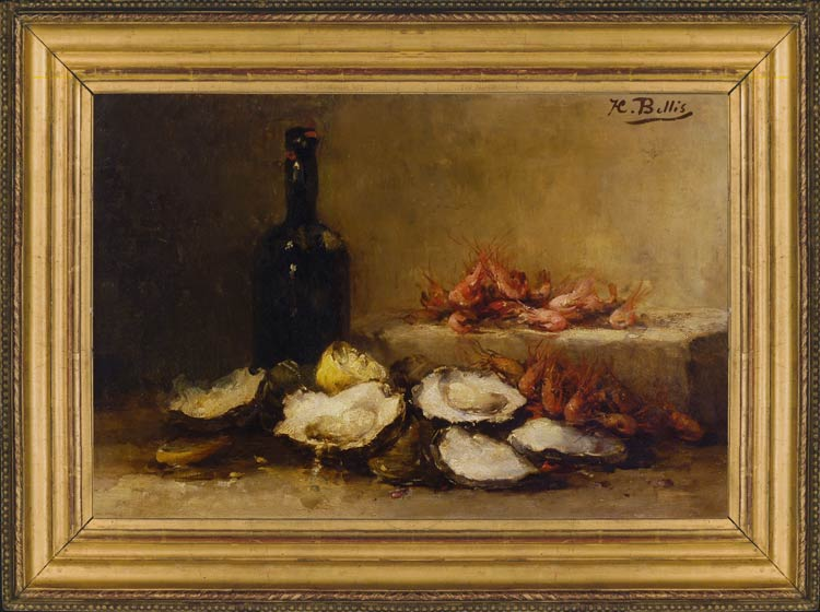 HUBERT BELLIS Oysters