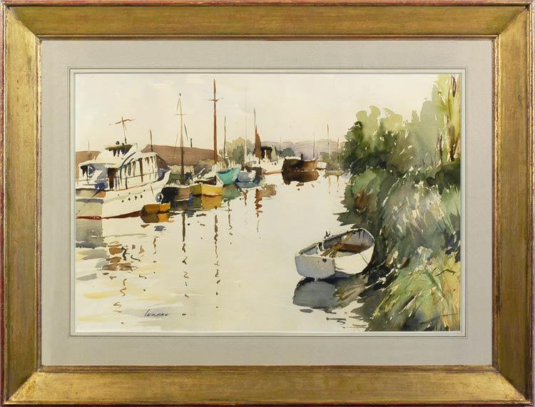 Norfolk Broads Paintings For Sale