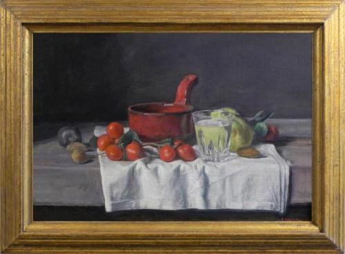 WEISSBORT,-George---The-little-red-cassoulet